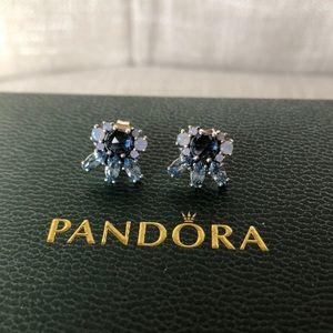 c380206a6 Pandora Jewelry   Patterns Of Frost Stud Earrings   Poshmark